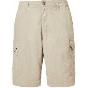Craghoppers NosiLife Cargo II Pantaloncini Uomo, beige